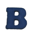 Blue Letter B