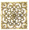 Square filigree